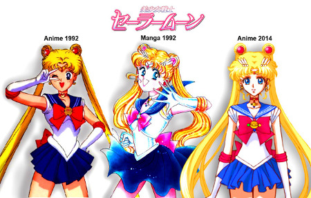 sailor moon 2014  generaciones_sailormoon_manga_anime