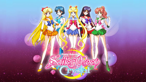 Sailor Moon Crystal versus Sailor Moon 1992