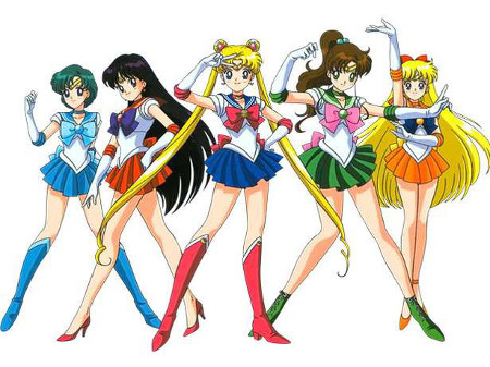 sailor moon 1992